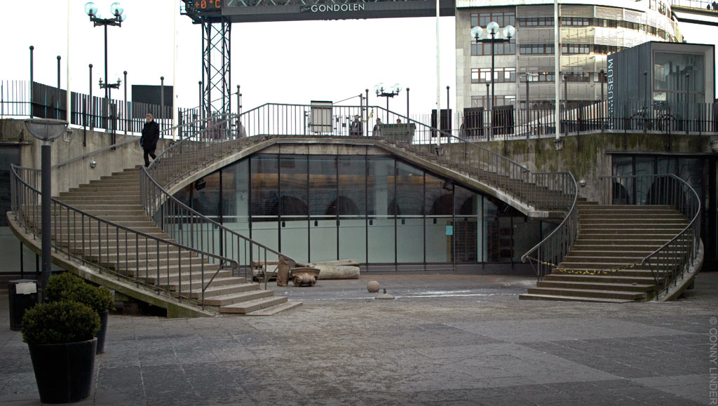 Stadsmuseets trappa