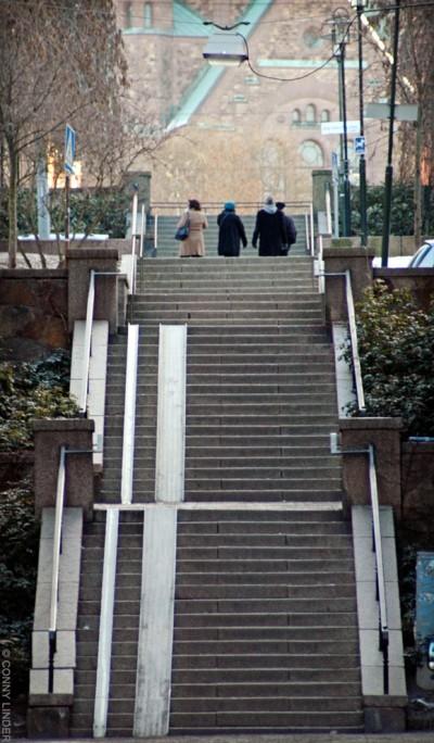 Klippgatans trappor