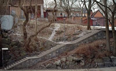 Albert Engströms Trappor