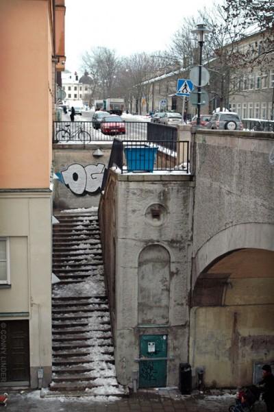 Östgötagatan 95-Bohusgatan