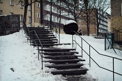 Tullgårdsparken-Bohusgatan