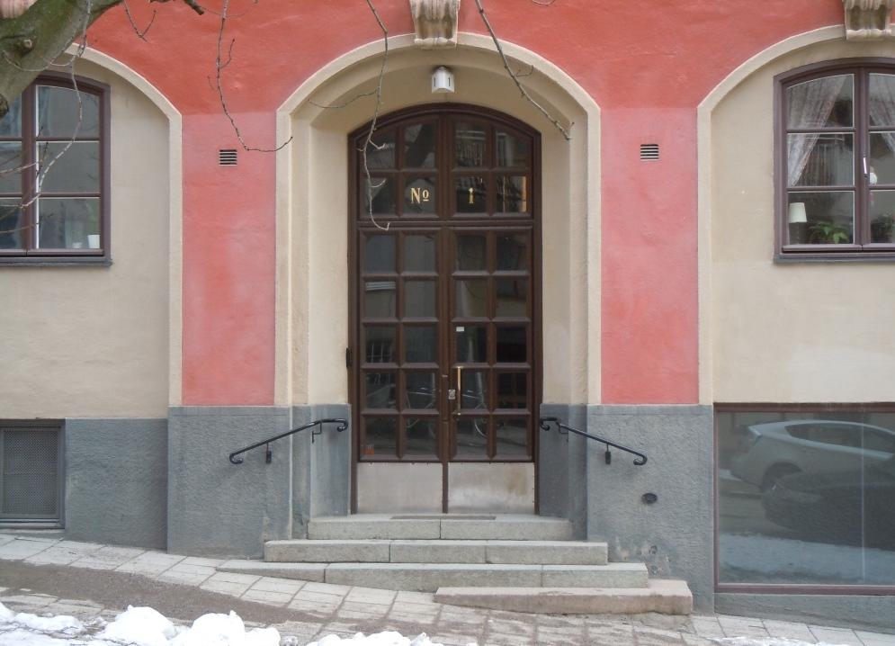 Duvnäsgatan 1